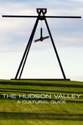 Storm King on the cover of the Alliance's THE HUDSON VALLEY guide.
